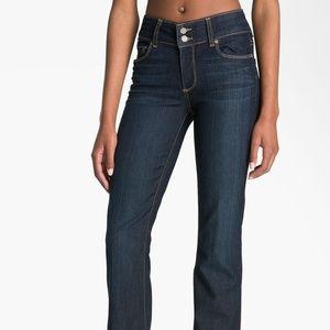 Paige Hidden Hills Bootcut Dark Wash Women's Jeans